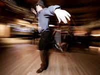2020 Comox Valley Arts Society Swing Dance Fundraiser