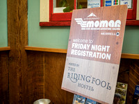 MOMAR 2015 registration at the Riding Fool Hostel